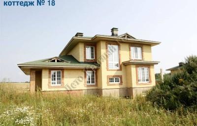 МО коттеджный поселок Рождествено объекты за 2008 год