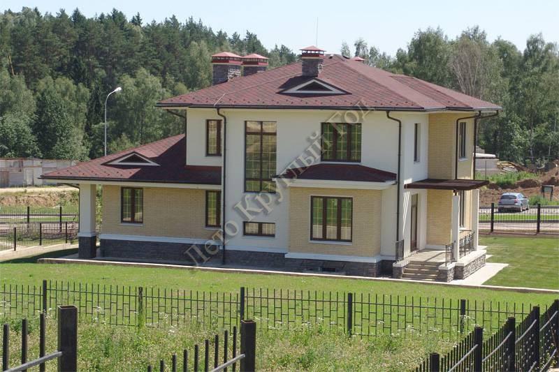 МО, коттеджный поселок «Рождествено», объекты за 2010 год
