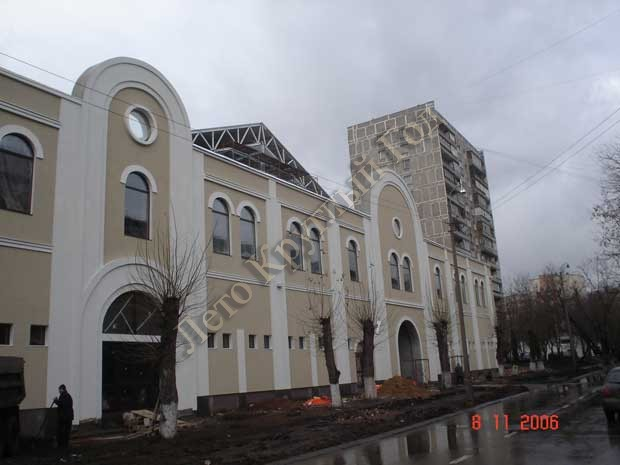 Москва, ул. 3-я Кабельная, вл. 1