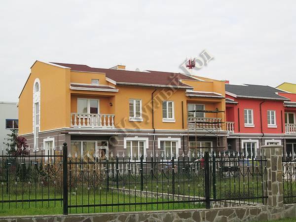 Место положения: МО, коттеджный посёлок «Зелёный Мыс» Таун Хаус №5