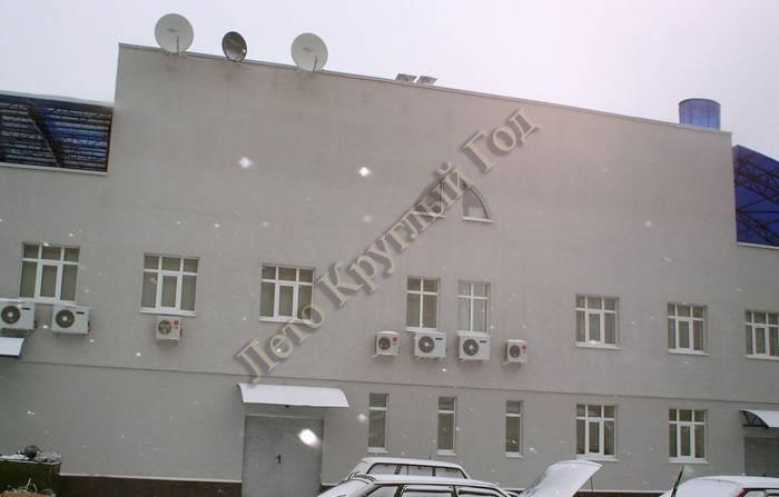 Место положения: Москва, Хорошевское шоссе