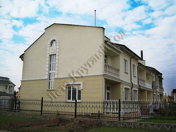 МО, коттеджный посёлок «Зелёный Мыс» Таун Хаус №2