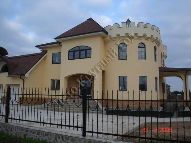 МО, коттеджный посёлок «Зелёный Мыс» коттедж №23