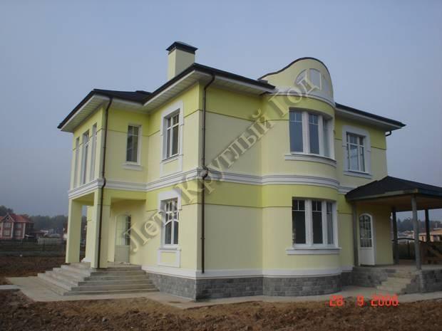 МО, коттеджный посёлок «Зелёный Мыс» коттедж №139