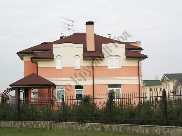 коттеджный посёлок «Зелёный Мыс» коттедж №110