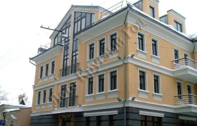 Москва Пречистинский переулок