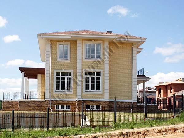 Место положения: МО, коттеджный поселок «Рождествено»