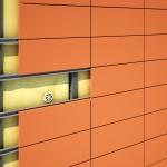 Вентилируемый фасада